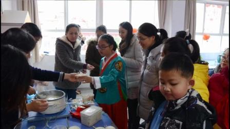 实验小学畹町校区五(1)班 采访志愿者家长代表