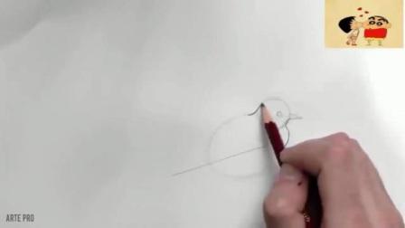 如何学素描人物速写视频_树素描_素描卡通