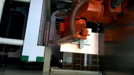 克鲁斯机器人VCP电镀线自动上下料