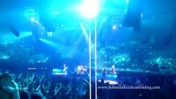Metallica - No Leaf Clover. Auckland, NZ 13 Oct 2010 (3 Cam Mix)