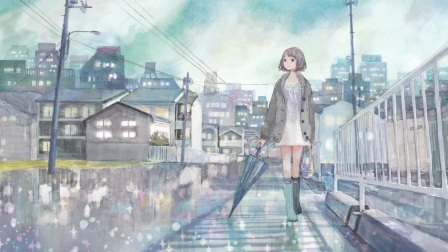 Tomoya Naka - Rainy Song