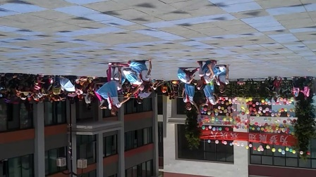 甘孜州新龙县尤拉西中心小学四年级舞蹈《不怕不怕》