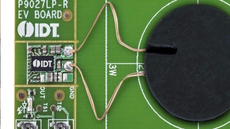P9027LP-R Wireless Power Receiver for 0.5W to 3W Applications