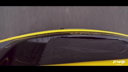 奥迪 R8 V10改装FWD 可变阀门排气声浪视频