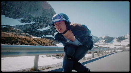 Longboarding Down Norway's Steep Roads