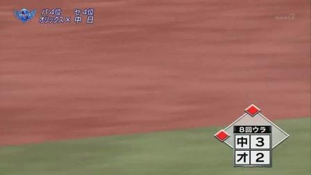 2017.06.10 Saturday Sports_オリックス-中日