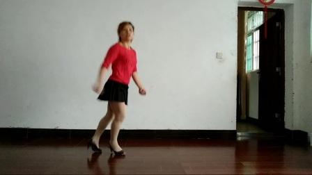 黄庄邱坊广场舞女人没有错鬼步舞