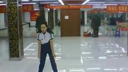 中国大金操第一套教学分解动作