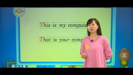 小学英语四年级下册(人教版):Unit 1C教学视频 附课后练习题 - ABC学