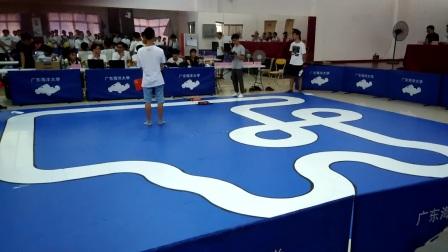 第十二届智能车广东海洋大学校赛