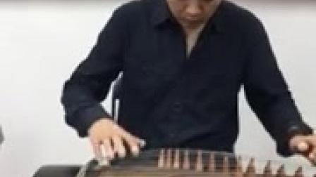古筝,摇指,双手摇指-李晗老师