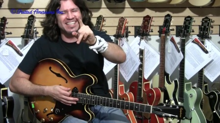 A LITTLE LENNON FROM PHIL X !! 1961 Epiphone Casino 01205