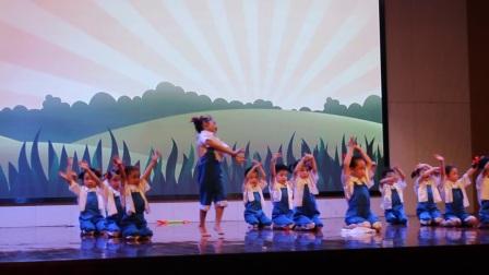 黄小七义乌国贸幼儿园2017六月文艺汇演 中二班舞蹈