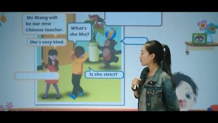 小学英语五年级上册(人教版):Lesson 2教学视频 附课后练习题