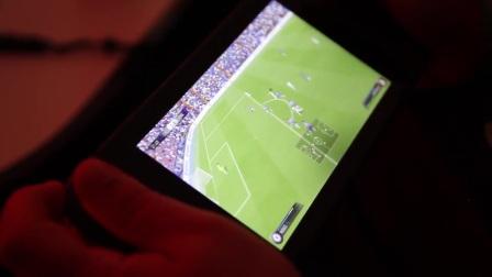 ns版fifa18实际游戏屏射视频
