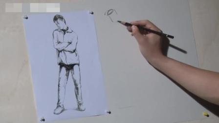 美芬素描_超级漫画素描技法从入门到精通_怎样画动物素描_高考素描头像_素描入门