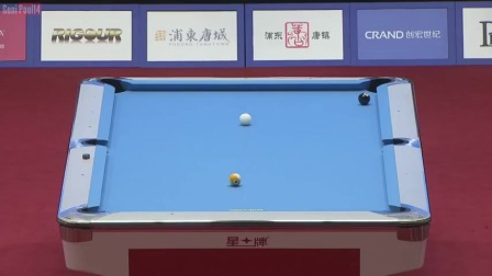 2017世界九球中国公开赛八进四 潘晓婷 vs. 刘莎莎