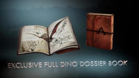 方舟生存进化 预售宣传视频 将于8月8日正式发售