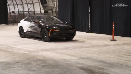 Faraday Future FF 91 Formula E Driver - TEST DRIVE Demo