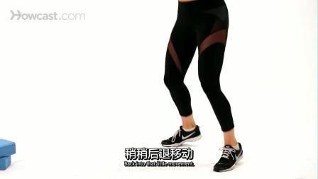 如何用泰拳瘦腿 – 大腿练习