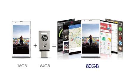 HP | Type-C x5000m