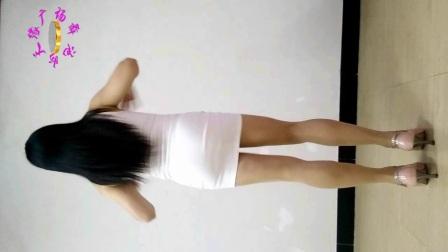 池州天缘广场舞---桃花运--编舞天缘-简单24步