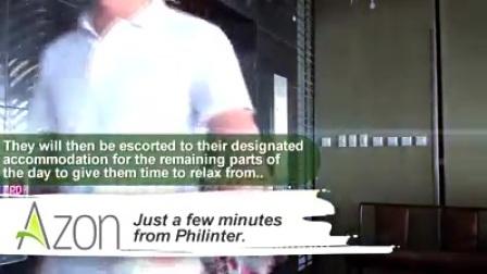 检查Philinter的学生的头几天