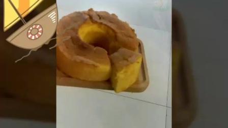 ☞烘焙☜香草戚风蛋糕制作注意事项