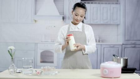 简爱酸奶制作方法(插电酸奶机+手工酸奶粉)