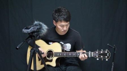 郝云《活着》吉他弹唱(附吉他谱)【完形吉他】出品