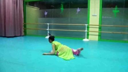 姚椰原创舞蹈《莲韵》
