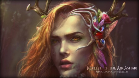 Keyleth of the Air Ashari