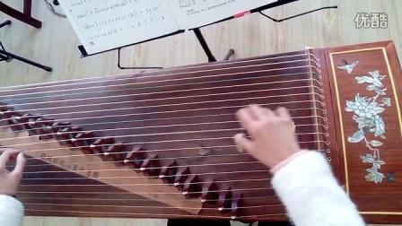 《柳青娘-轻六调》_古筝曲