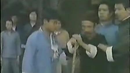 香港经典古装武打情感动作片《少林虎鹤震天下》