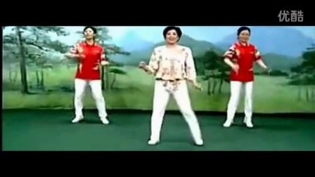 迪斯科健身操(步步高)中老年健身舞~标清