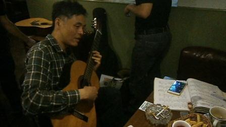 2017 古典吉他曲 瞿老师 南京