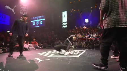 World Bboy Classic - World Final 2017