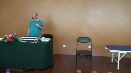 李茂发老师达摩正骨讲解中医与西医的区别