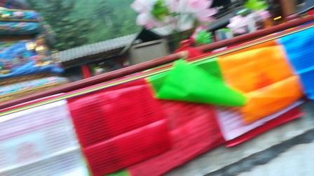 摩旅夫妻中国行,五台山