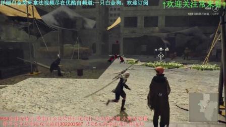 【天哥直播】尼尔:机械纪元白金奖杯视频攻略13