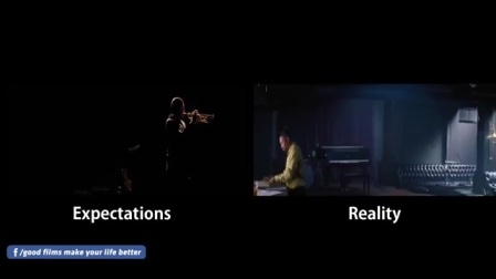 LaLaLand-Expectations and Reality 理想与现实