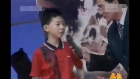 中国乒乓无敌了, 八岁的马龙: 只要心态好, 对手无所谓