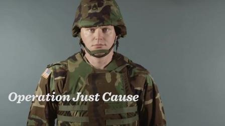 兩分鐘內看完美國陸軍240年的軍服歷史