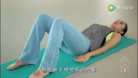 金瑶(香港芭蕾舞团首席舞者)的产后极速瘦身健身操分享