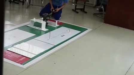 GP人形机器人全能挑战赛