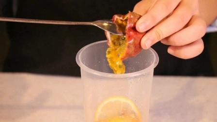 超级水果绿研茶 水果茶制作方法