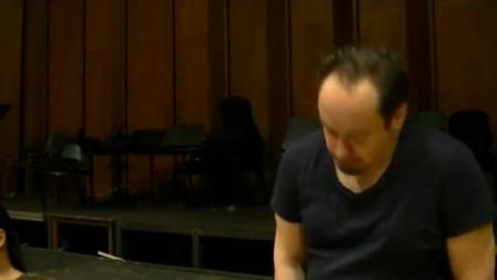 """排练:Stefano Secco _""""Forse la soglia attinse..."""""""