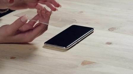 Alpha Glass Samsung Galaxy S8及S8+安装教学