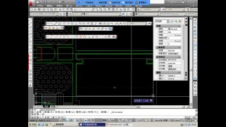 CAD绘制半隐框玻璃幕墙的标准节点图第三集