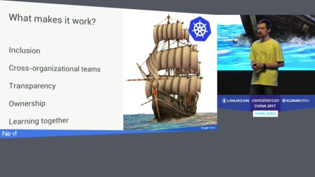 Keynote: The Kubernetes Community